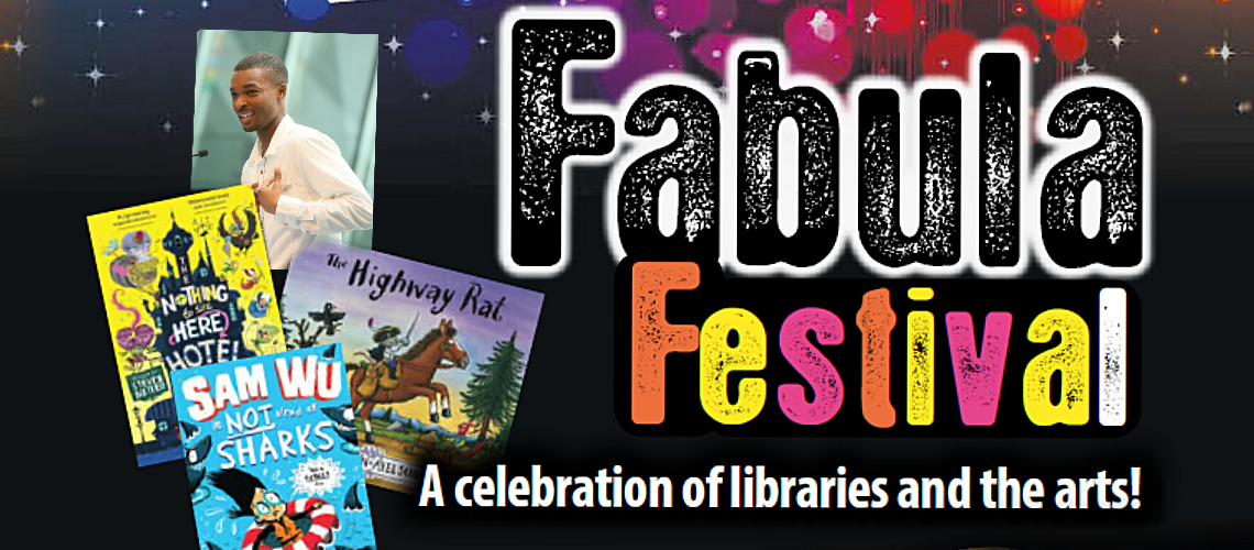 Fabula festival, a celebration of libraries and the arts