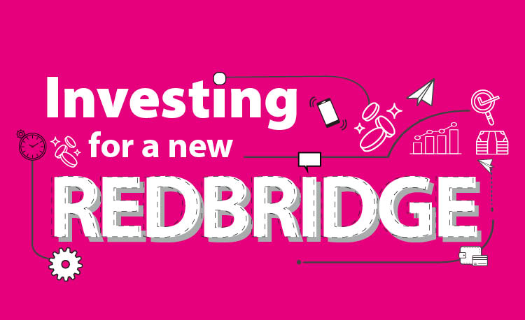 image of Investing for a new Redbridge: new budget will deliver on council's priorities