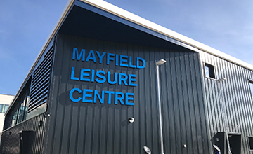 image of New leisure centre opens its doors to local people