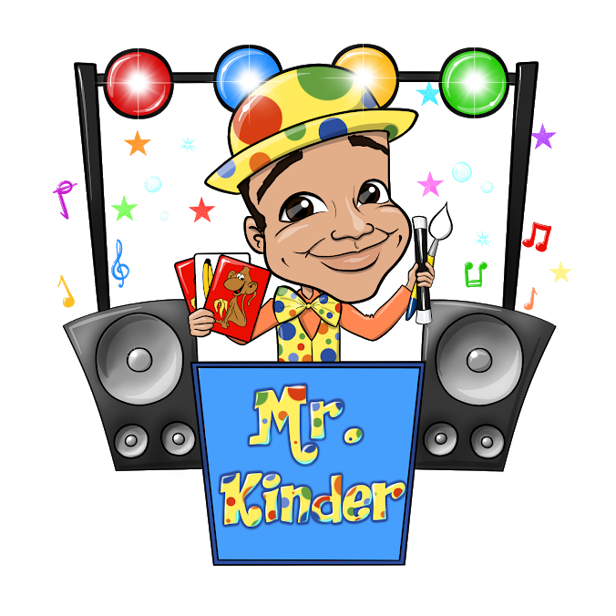 Mr Kinder logo