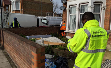 image of Redbridge action day sees over £25k of fines issued by council