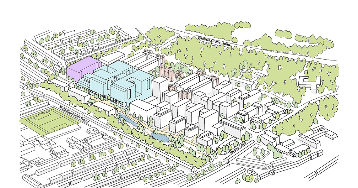 Have your say on the latest designs for the new hospital and a brighter future for Whipps Cross
